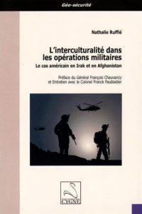 Nathalie Ruffié, L'interculturalité dans les opérations militaires,