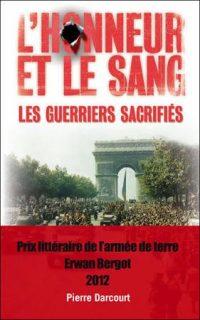 Pierre Darcourt, L'Honneur et le Sang, Éditions Nimrod