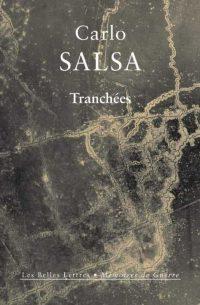 Carlo Salsa, Tranchées, Les Belles Lettres