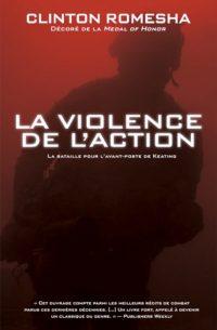 Clinton Romesha, La Violence  de l'action, Éditions Nimrod