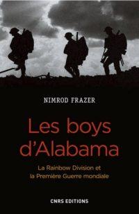 Nimrod Frazer, Les Boys d'Alabama, CNRS Éditions