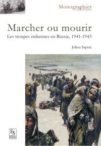 Julien Sapori, Marcher ou mourir, Éditions Sutton