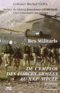 Michel Goya, Res Militaris, Economica